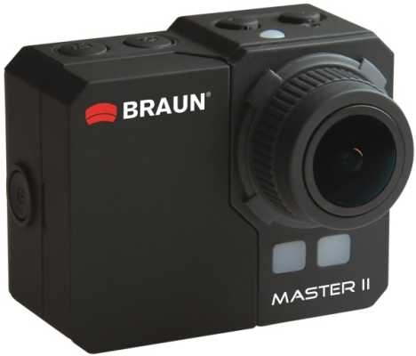 Braun Master ActionCam II