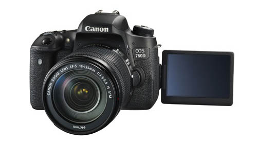 Canon Eos 750d 760d Camera Specifications Photo Rumors