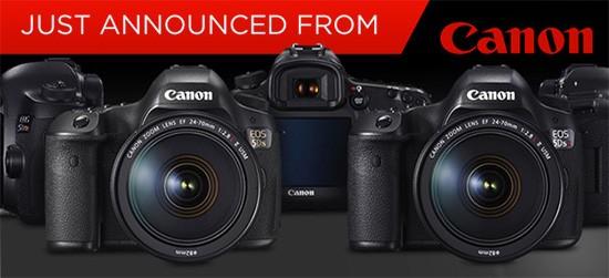 Canon-EOS-5Ds-R-Rebel-T6i-T6s-cameras