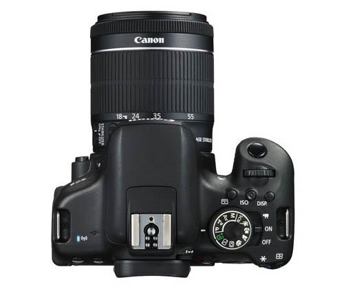 Canon EOS 750D DSLR camera kit