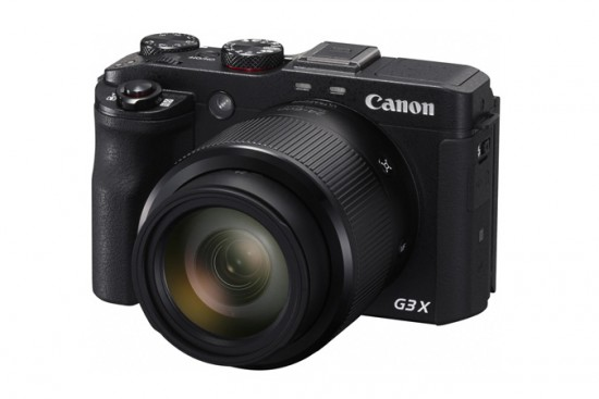Canon PowerShot G3 X premium compact camera