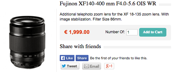 Fujifilm-XF-140-400mm-f4-5.6-lens-price-rumors