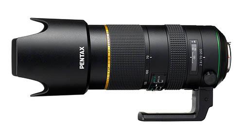 HD Pentax-D FA 70-200mm f:2.8
