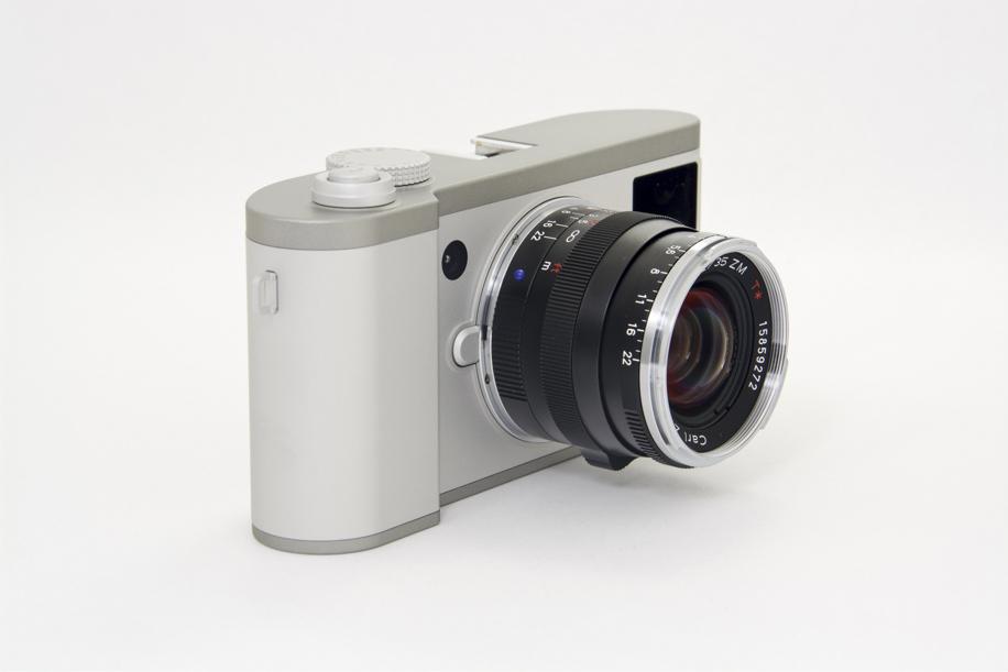 Konost FF is a full frame digital rangefinder camera that seeks ...