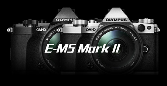 Olympus-E-M5-Mark-II-MFT-camera