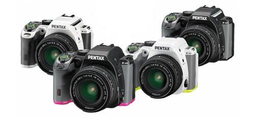 Pentax K-S2 camera