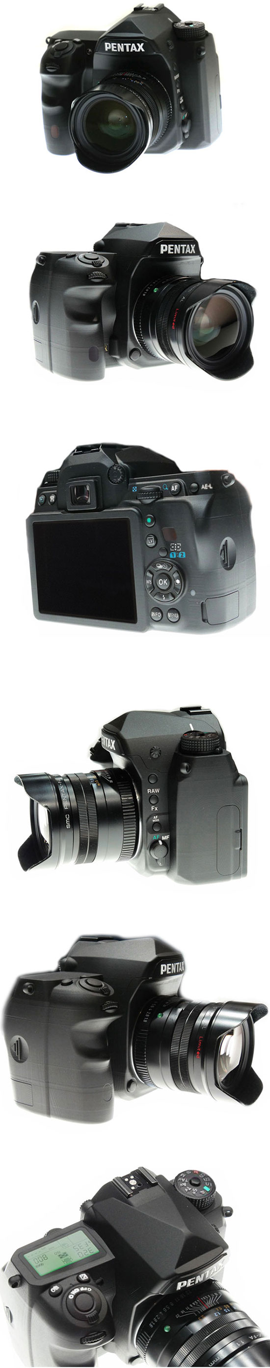 Pentax-full-frame-DSLR-camera