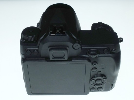 Pentax full frame K-mount DSLR camera 3