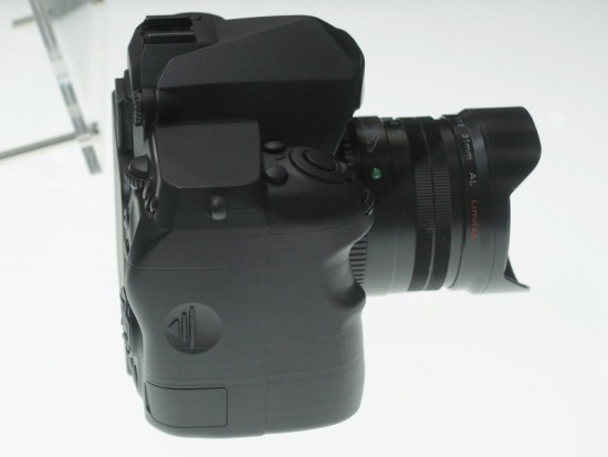 Pentax full frame K-mount DSLR camera 4