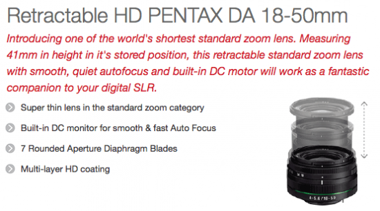 Retractable-HD-DA-18-50mm-f4-5.6-DC-WR-RE-lens