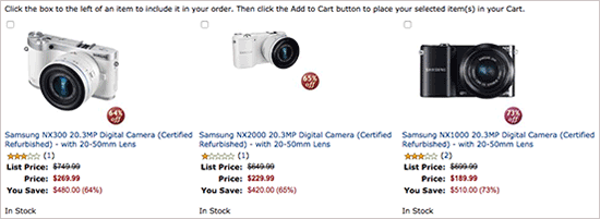 Samsung-NX-camera-deal-sale