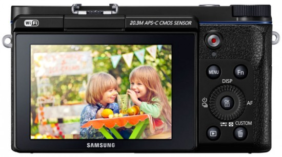 Samsung-NX3300-mirrorless-camera-back