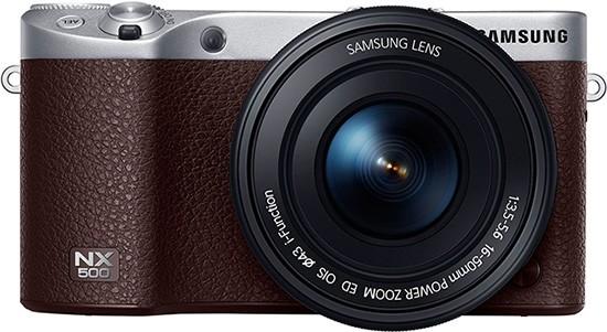 Samsung-NX500-mirrorless-camera-front