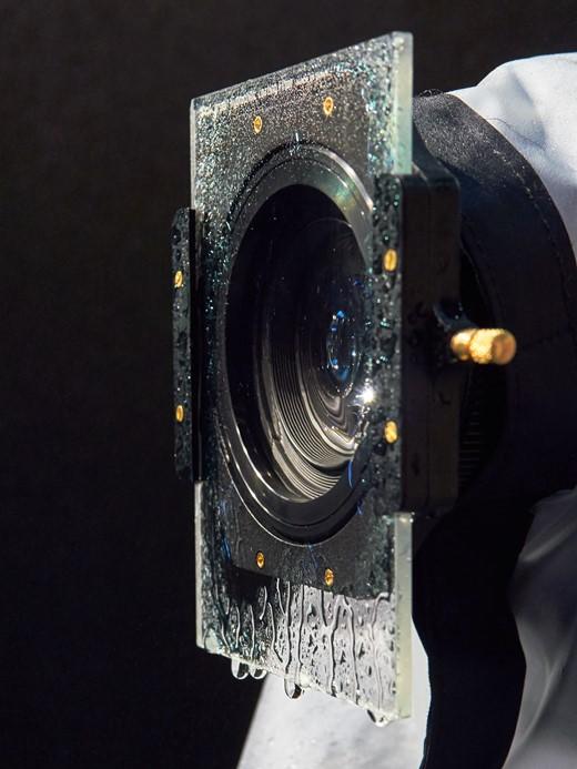 Tokina water dispersing filter coating