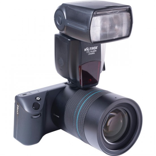 Viltrox flash for Lytro light-field cameras