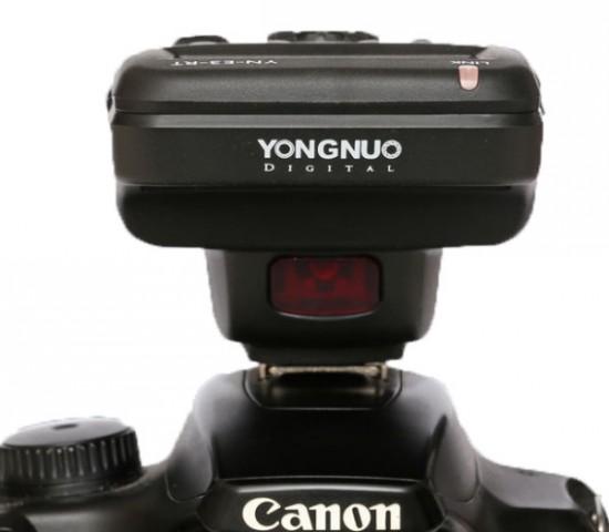Yongnuo YNE3-RX receiver