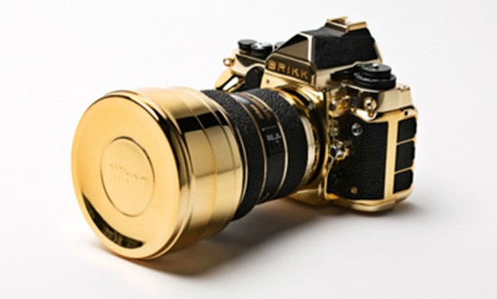 Brikk-24k-pure-gold-Nikon-Df-Lux-camera