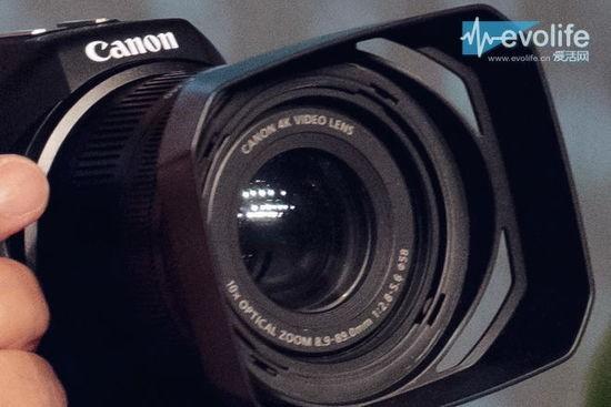 Canon 4k video camera 4