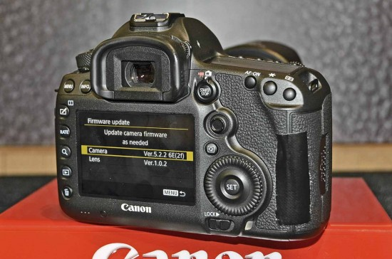 Canon EOS-5DS 5DSR DSLR camera 5