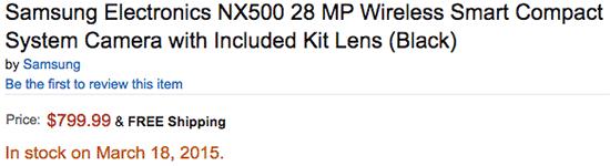 Samsung-NX500-camera-shipment