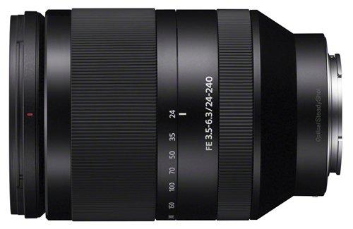 Sony FE 24-240mm f:3.5-6.3 OSS lens