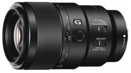 Sony FE 90mm f:2.8G Macro OSS