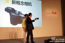 new 4k Canon video camera 2