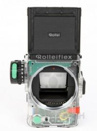 rare Rolleiflex prototype camera