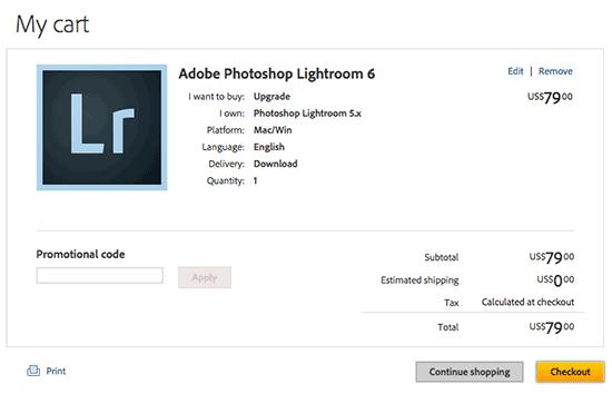 Keygen For Adobe Lightroom 6