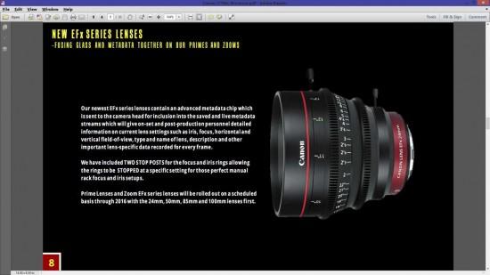 Canon C700x cinema camera 10