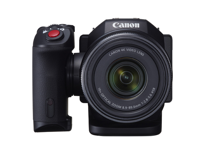 Canon Camera Banner Canon Xc10 4k Camera With 1