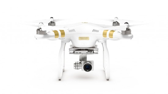 DJI Phantom 3 quadcopter 2