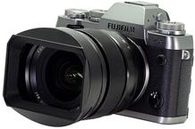 Fujinon XF 16mm f:1.4 R WR lens hood