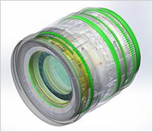 Fujinon XF 16mm f:1.4 R WR lens sealing