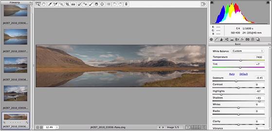 Adobe Camera Raw 9 - фото 3