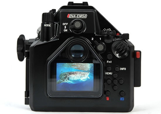 Nauticam-underwater-housing-for-Olympus-OM-D-E-M5-II-camera