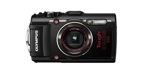 Olympus TG-4 compact camera