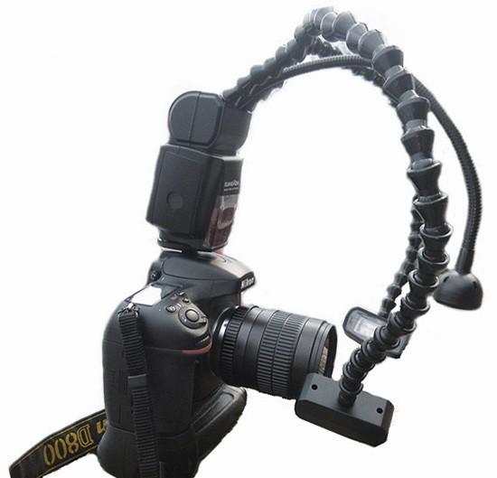 Venus-Optics-Flexible-Macro-Twin-Flash-KX-800-Nikon-DSLR-camera