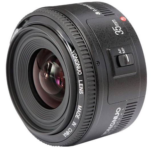 Yongnuo-YN-35mm-f2-clone-lens-for-Canon-DSLR-cameras