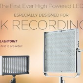 first-ever-high-powered-LED-especially-designed-for-4k-recording