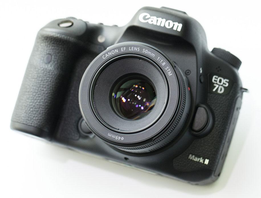 Canon EF 50mm f/1.8 STM : Caratteristiche e Opinioni ...