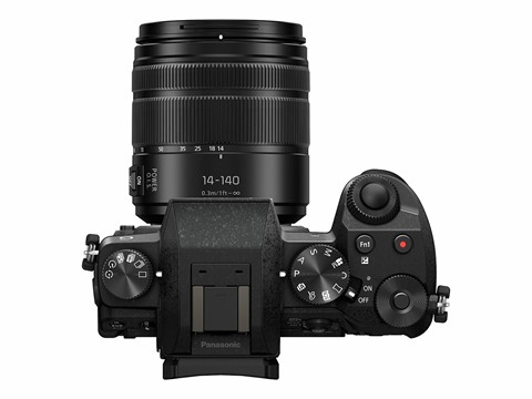 New Panasonic 14-140mm lens