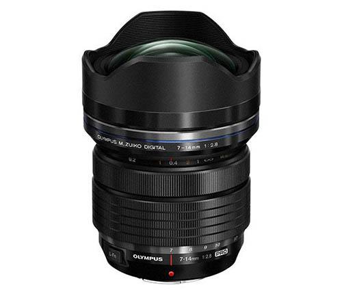 Olympus M.ZUIKO DIGITAL ED 7-14mm d:2.8 PRO lens