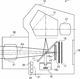 Pentax Ricoh AF system patent