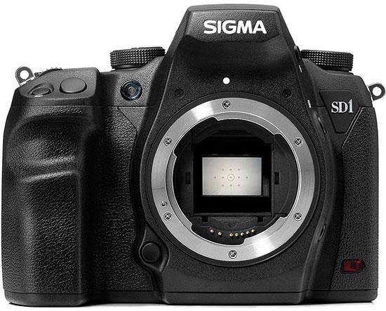Sigma-SD1-DSLR-camera