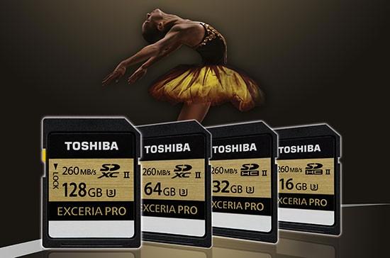 Toshiba-announces-new-Exceria-Protm-SD-memory-cards-for-4K-video-applications