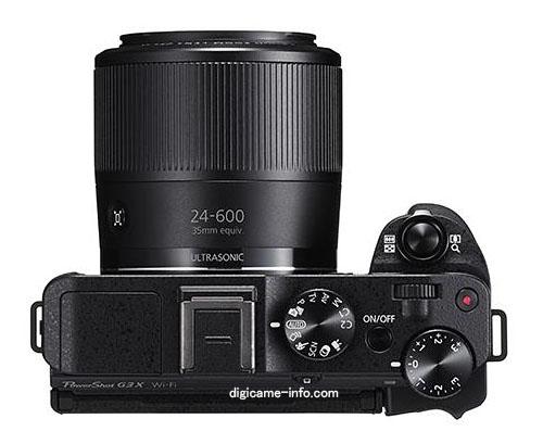 Canon PowerShot G3 X camera 2