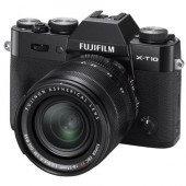 Fujifilm X-T10 Mirrorless Camera with XF 18-55mm F2.8-4 R LM OIS Lens