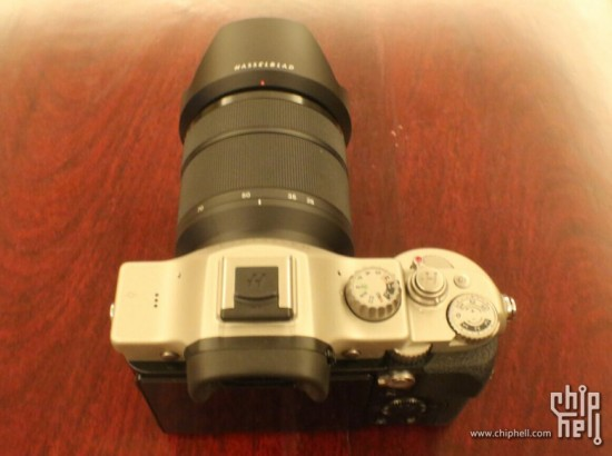 Hasselblad Lusso mirrorless camera 1