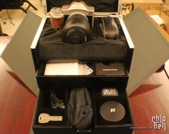 Hasselblad Lusso mirrorless camera 2